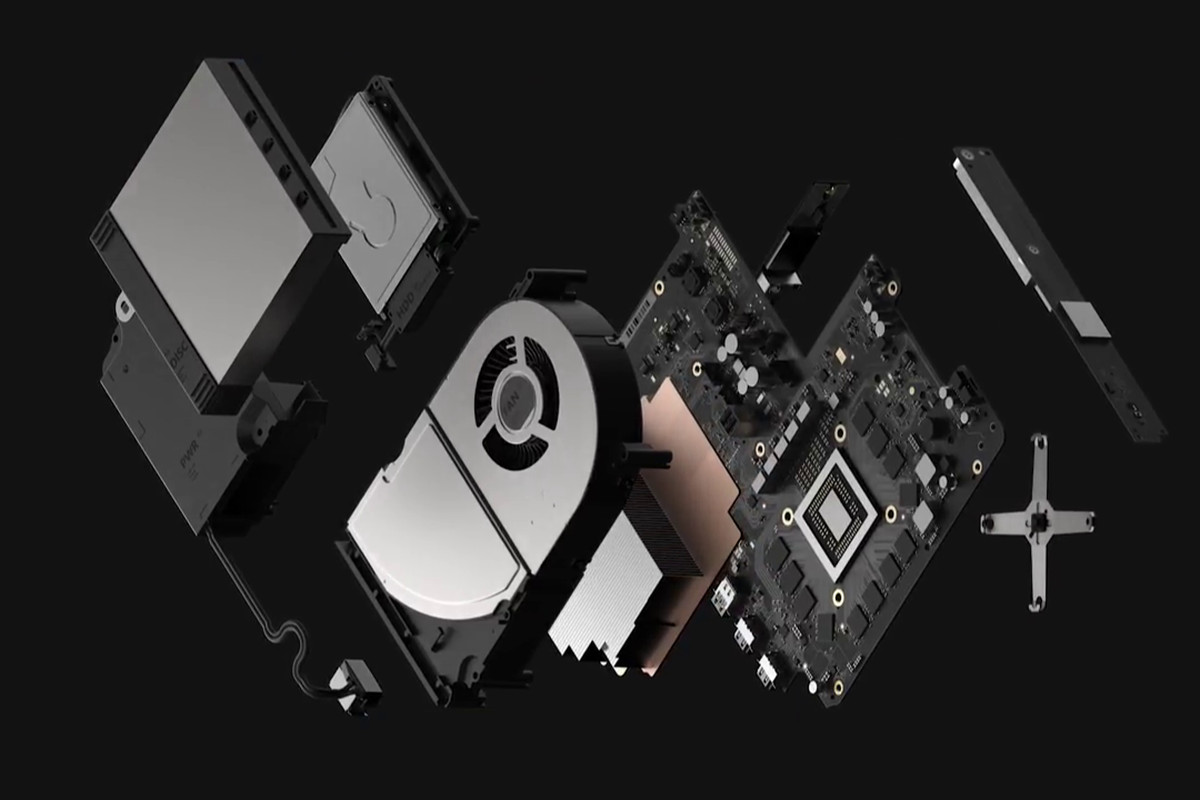 How Does Xbox Scorpio Compare To Playstation 4 Pro Polygon
