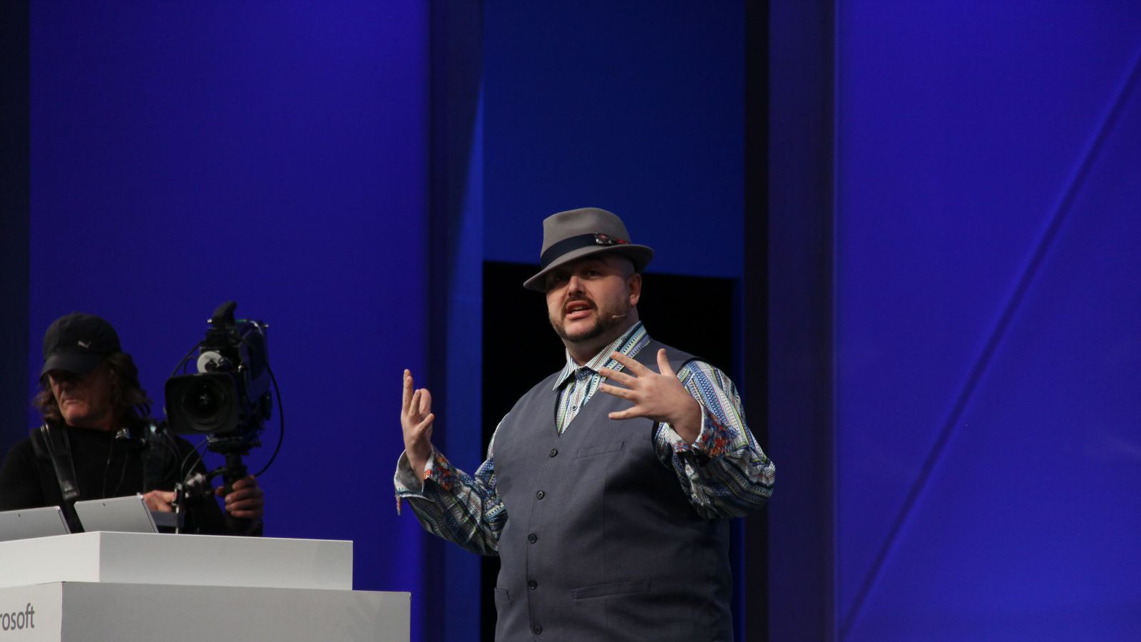 Microsoft Just Laid Off its Best Presenter