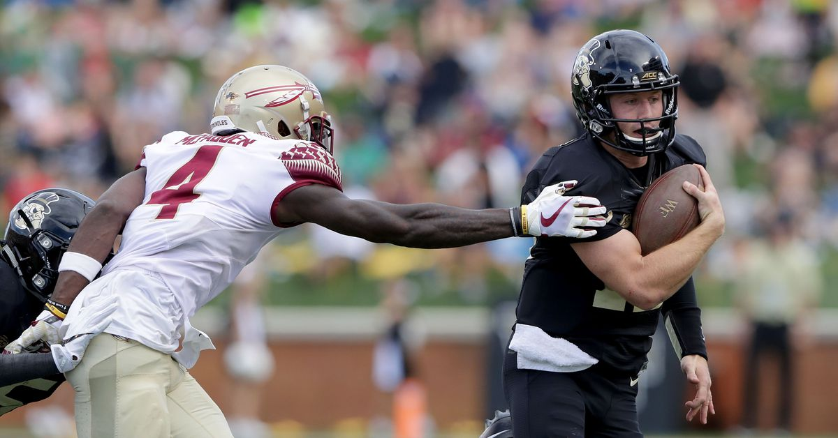 Blue Chip Depth Chart Analysis: Wake Forest at Clemson Preview