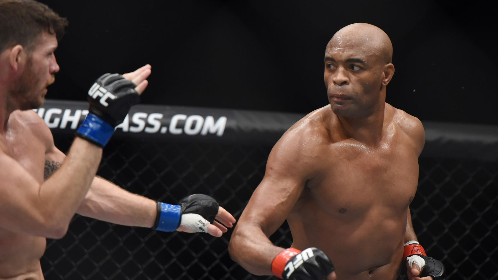 Anderson Silva wants to return to action at UFC 200 - Bloody Elbow