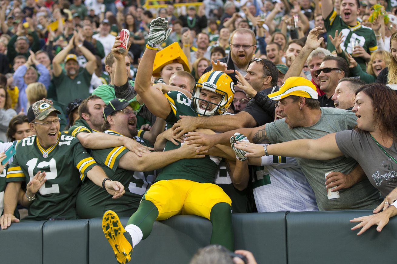 NFL Jerseys - Cheese Curds: Green Bay Packers News and Links for June 11, 2015 ...
