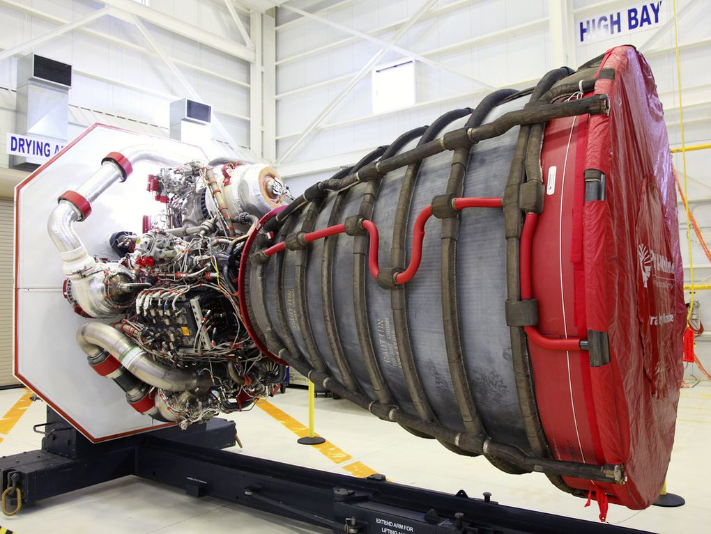 building a nasa spaceship - photo #37