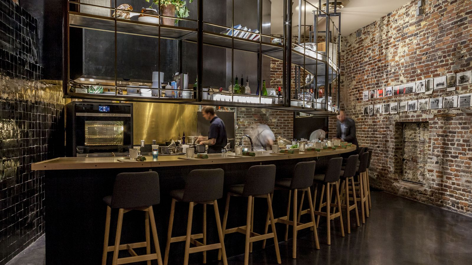 Have a look inside bastion restaurant josh habiger s new