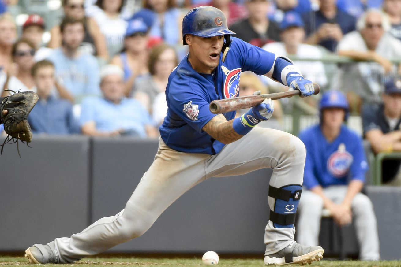 Villar homers twice as Brewers get past Cubs 2-1