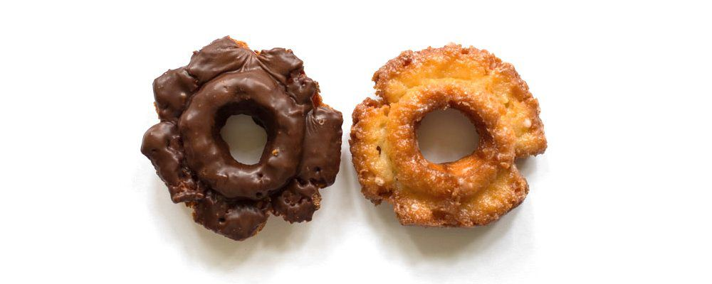What Makes An Old Fashioned Donut