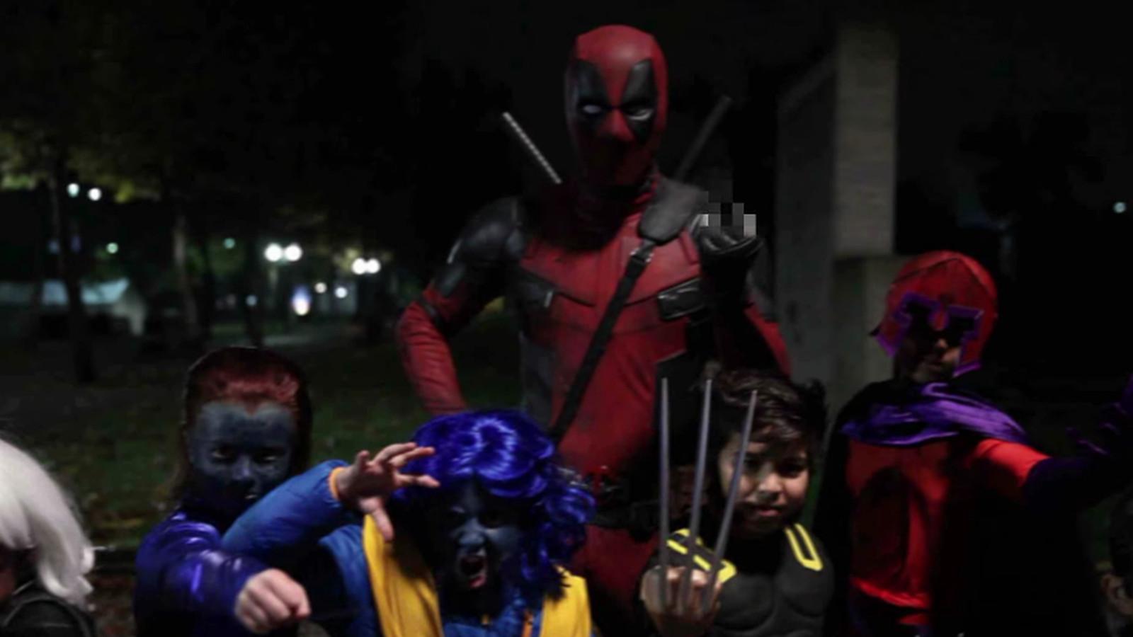Ryan Reynolds Should Celebrate Every Holiday As Deadpool