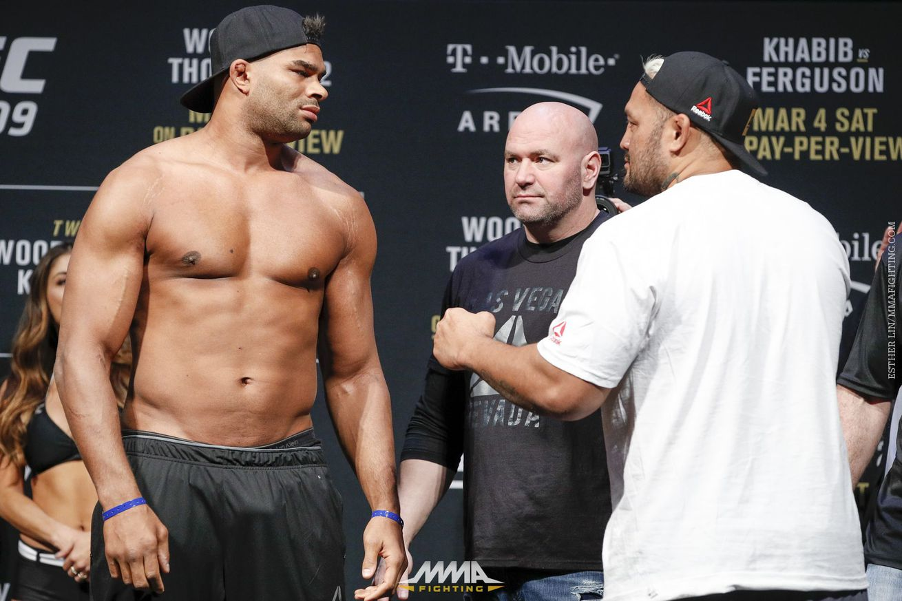 community news, UFC 209 live blog: Alistair Overeem vs. Mark Hunt