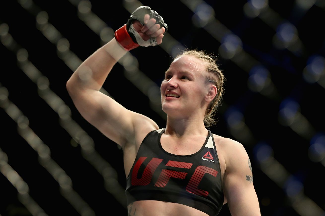 community news, UFC on FOX 23 results: Valentina Shevchenko subs Julianna Pena, exposes vacancies at 135 pounds
