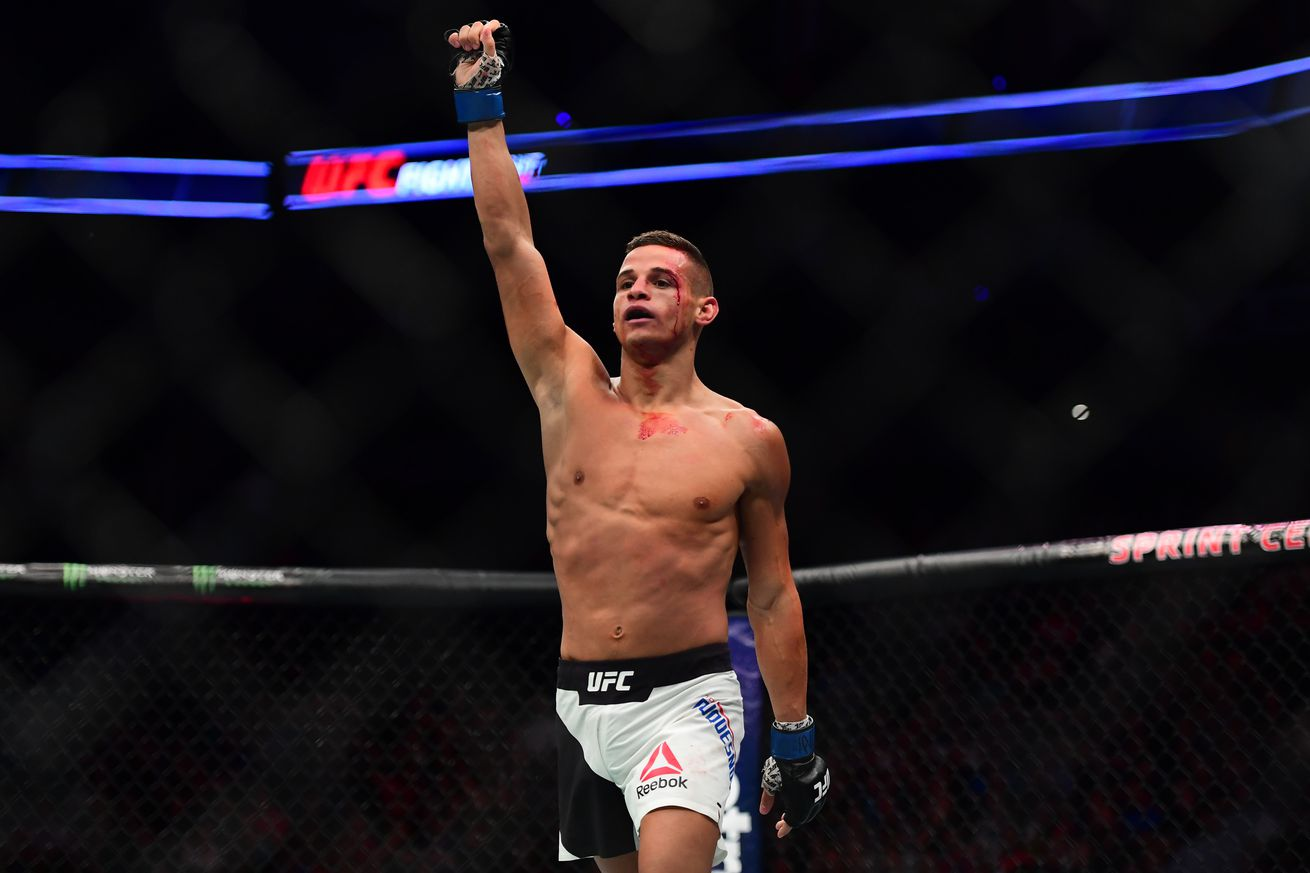 community news, Knockout! Watch Tom DuQuesnoy topple Patrick Williams in debut at UFC on FOX 24