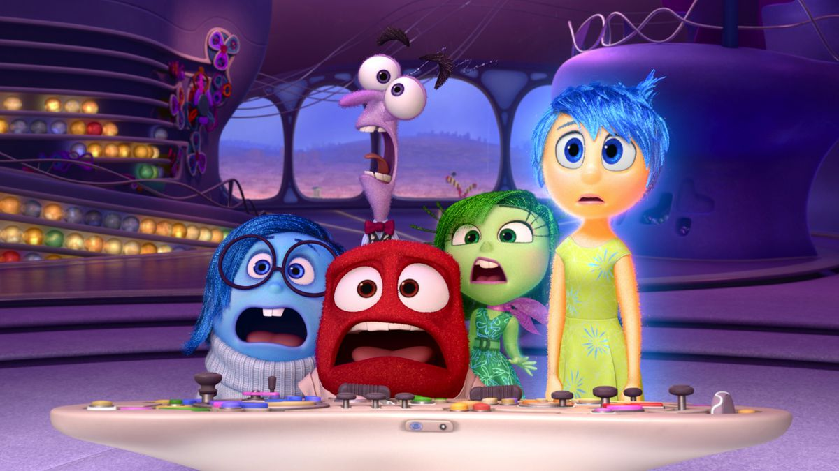Inside Out – Online Subtitrat HD