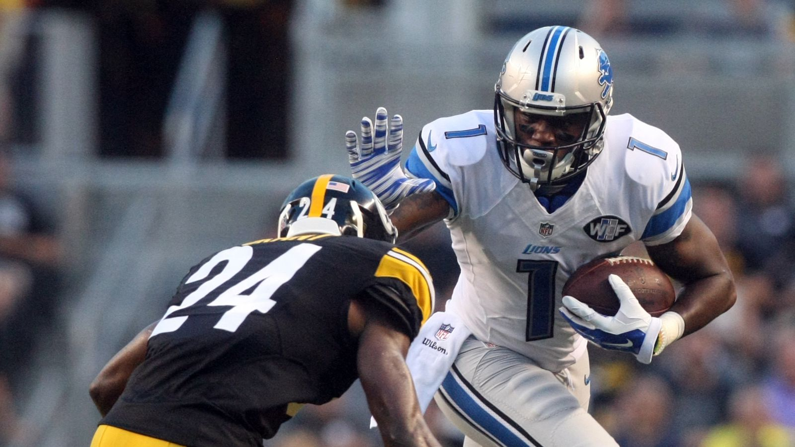 NFL Jerseys Outlet - Detroit Lions training camp Day 14 roundup: Backups get a chance ...