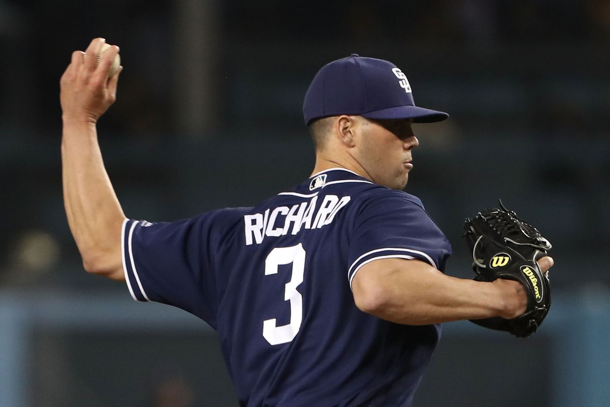 Padres activate Cahill from DL to start against Braves