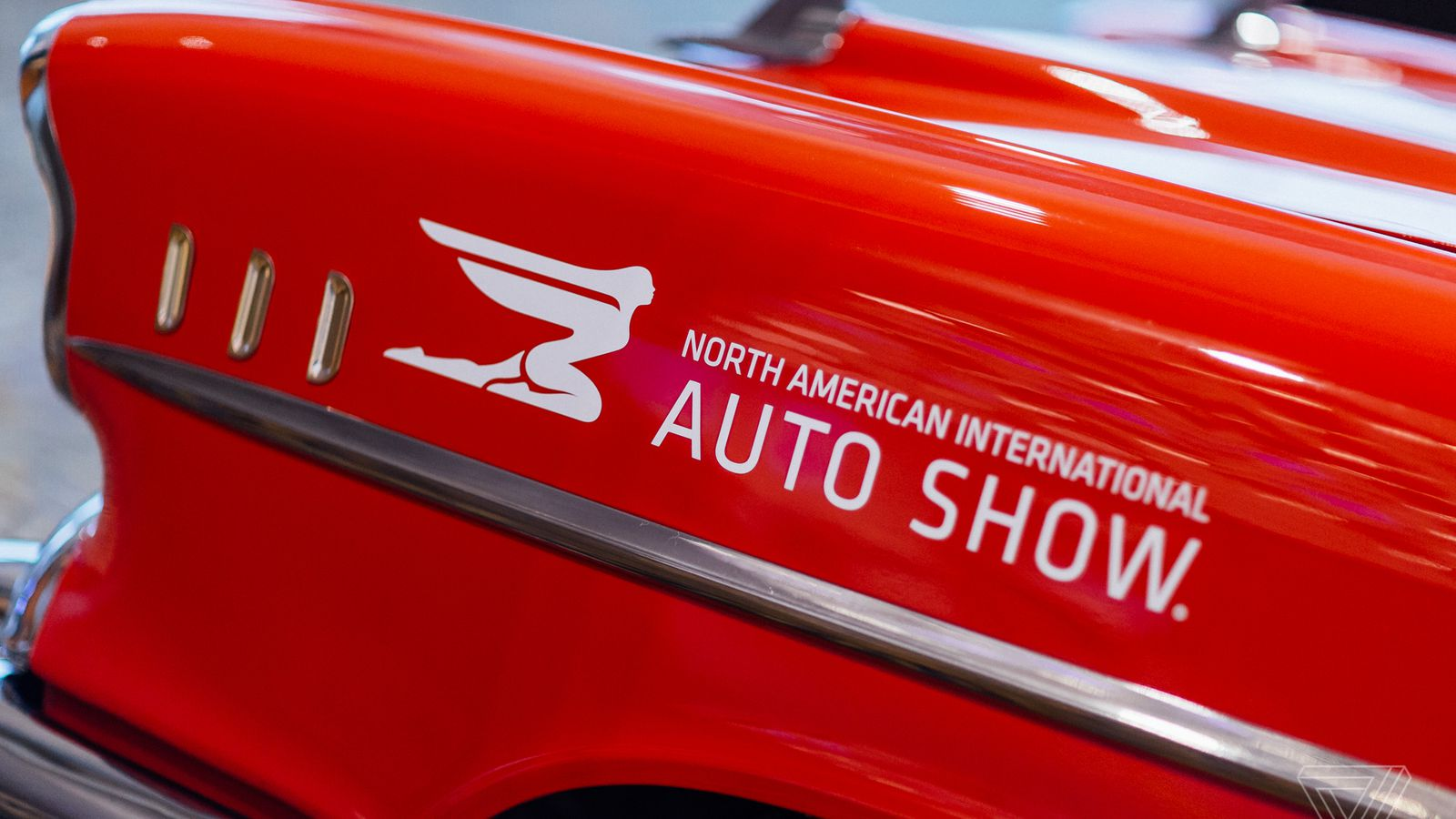 The 2017 Detroit Auto Show in pictures