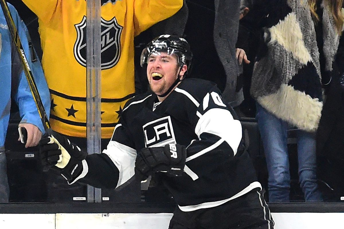 LA Kings re-sign Tanner Pearson to 4-year, $15 million deal