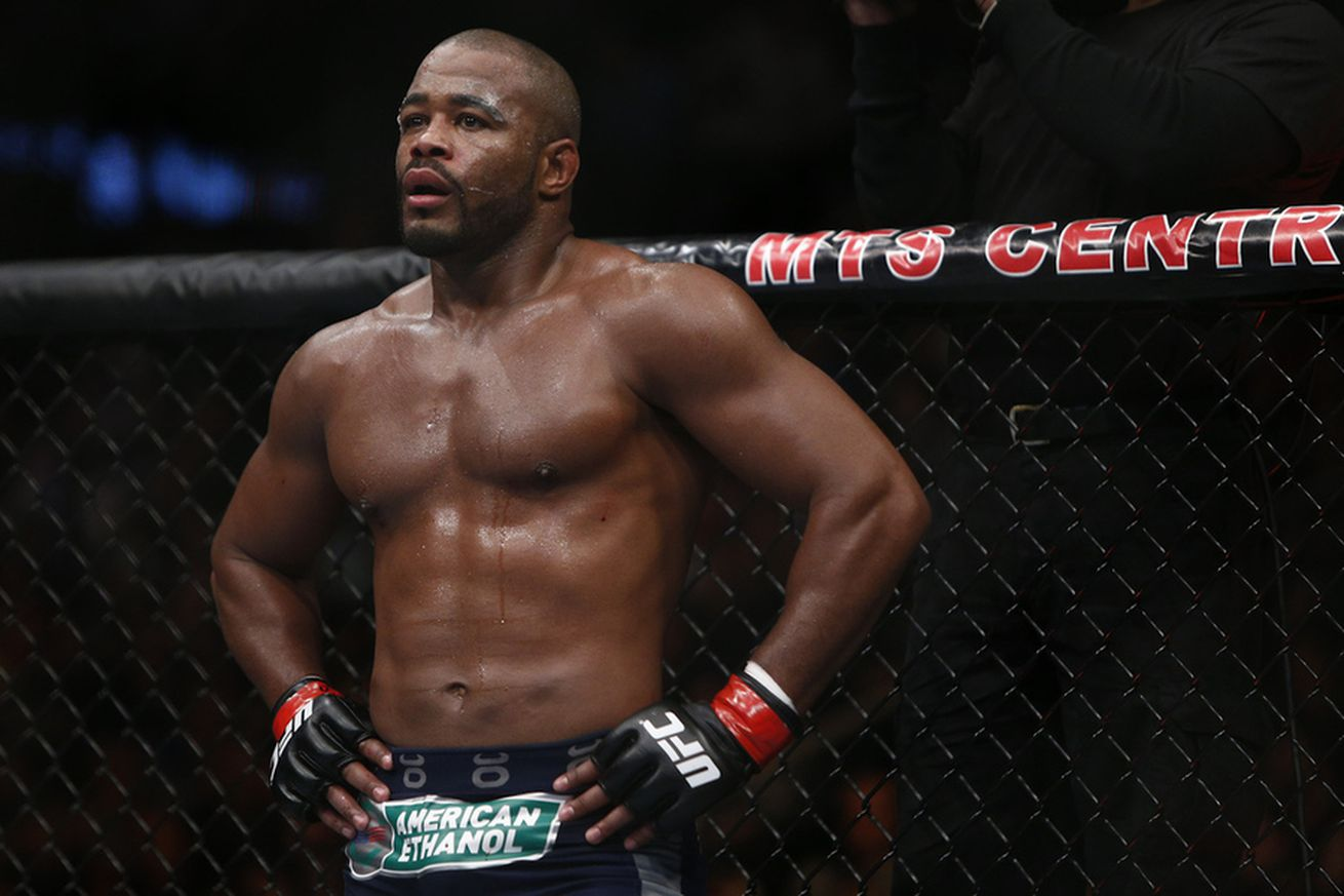 Rashad Evans says 'there really is no Blackzilians' anymore, cites drama being 'worse than 10 high schools put together'