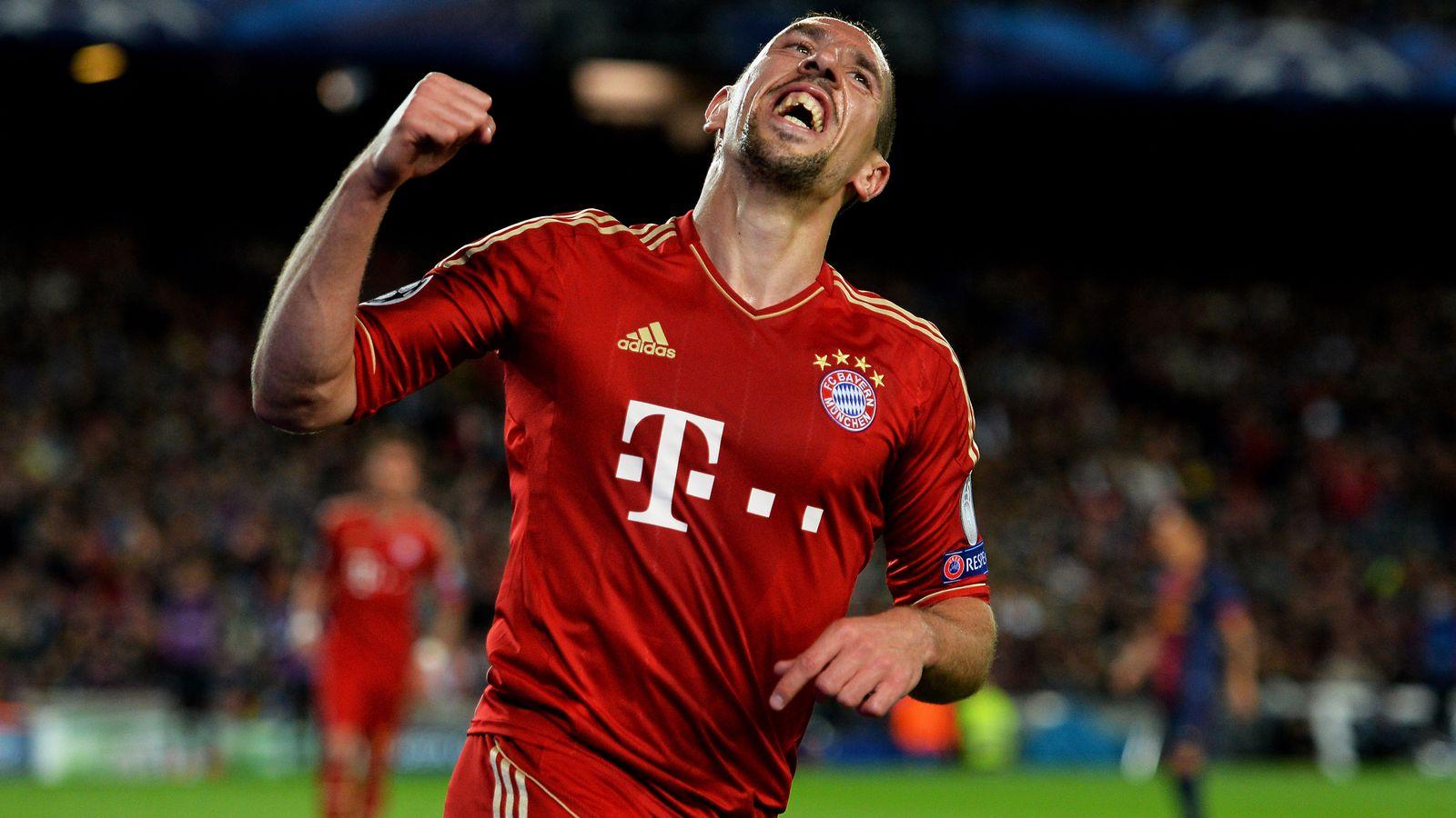 Barcelona Vs Bayern Munich 2013 UEFA Champions League A