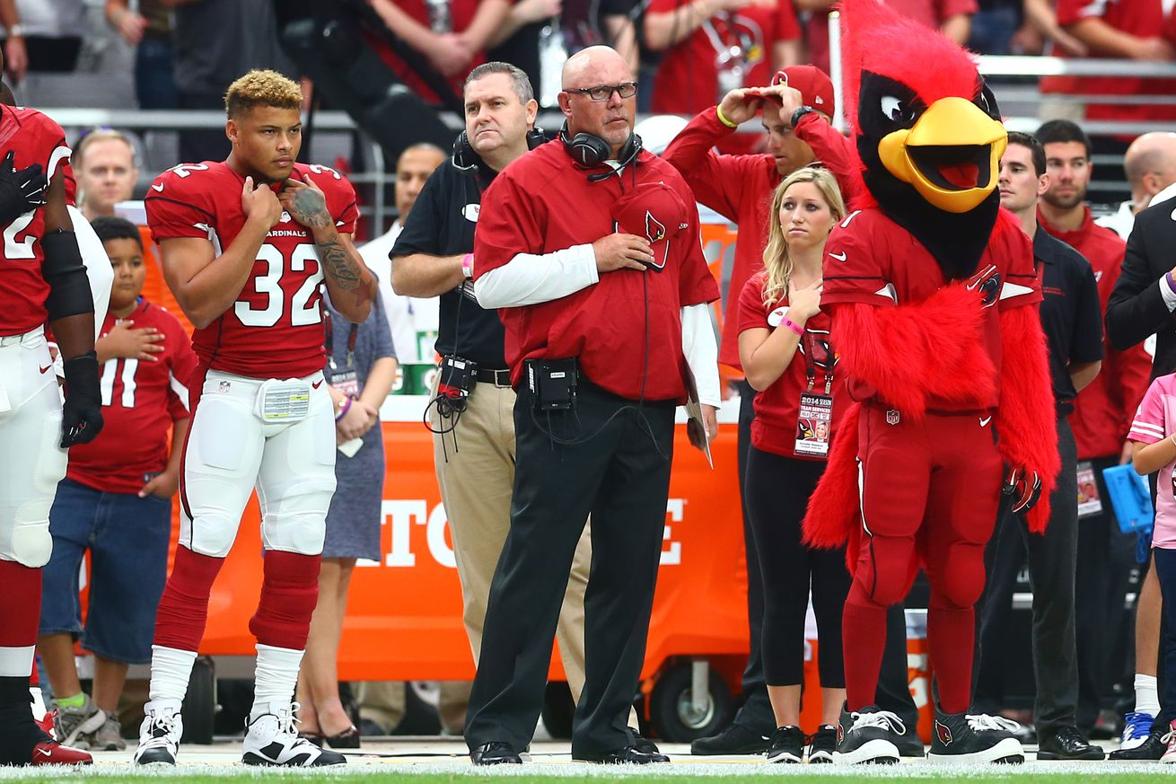 NFL Jerseys NFL - Tyrann Mathieu attends Arizona Cardinals practice, could 'be ...