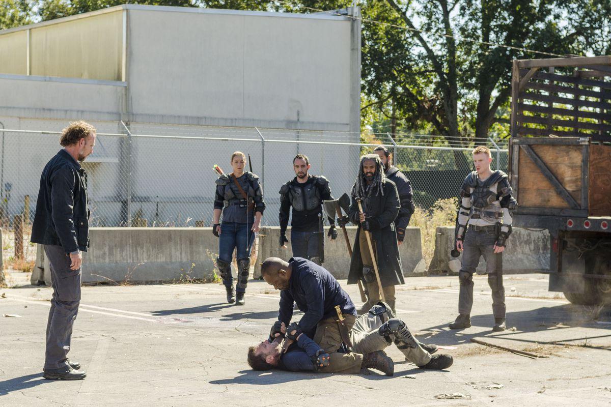 The Walking Dead Season 7 Episode 13