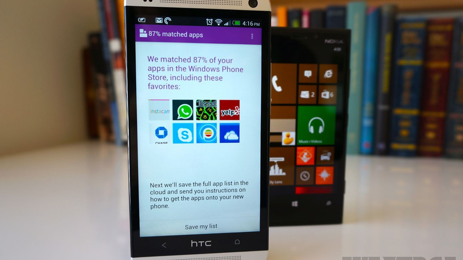 How to switch from Windows Phone to Android Phone