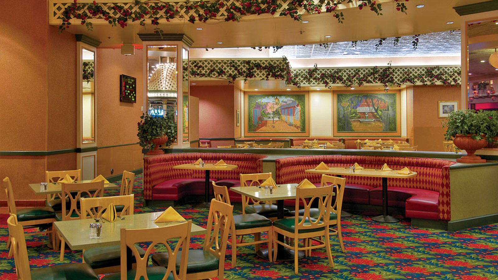 Courtyard Cafe Orleans Menu