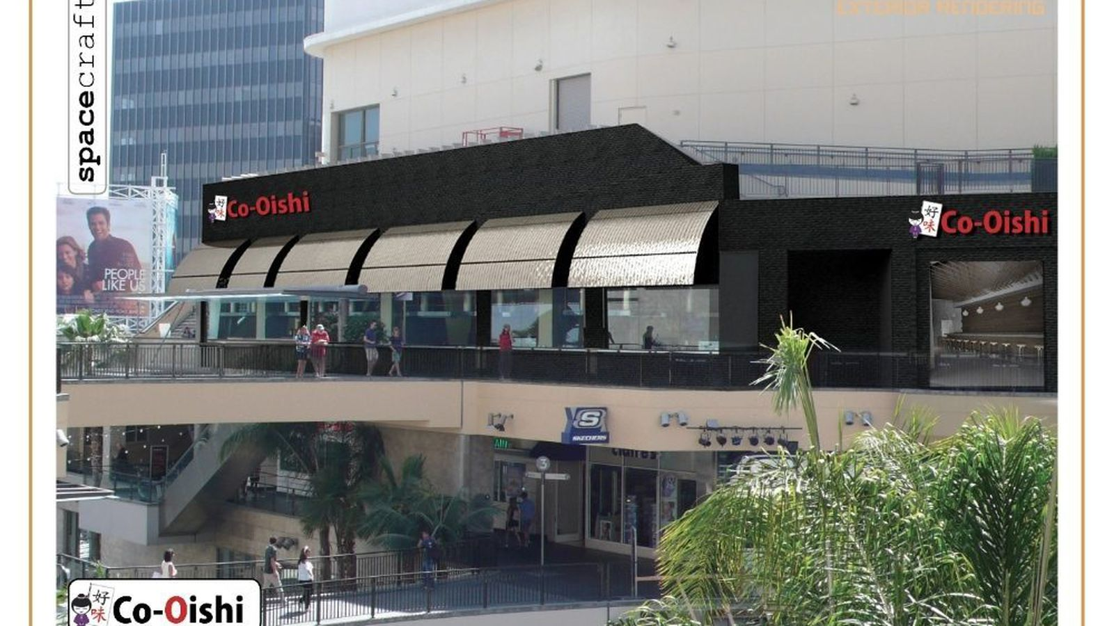 Japanese Restaurant Hollywood And Highland