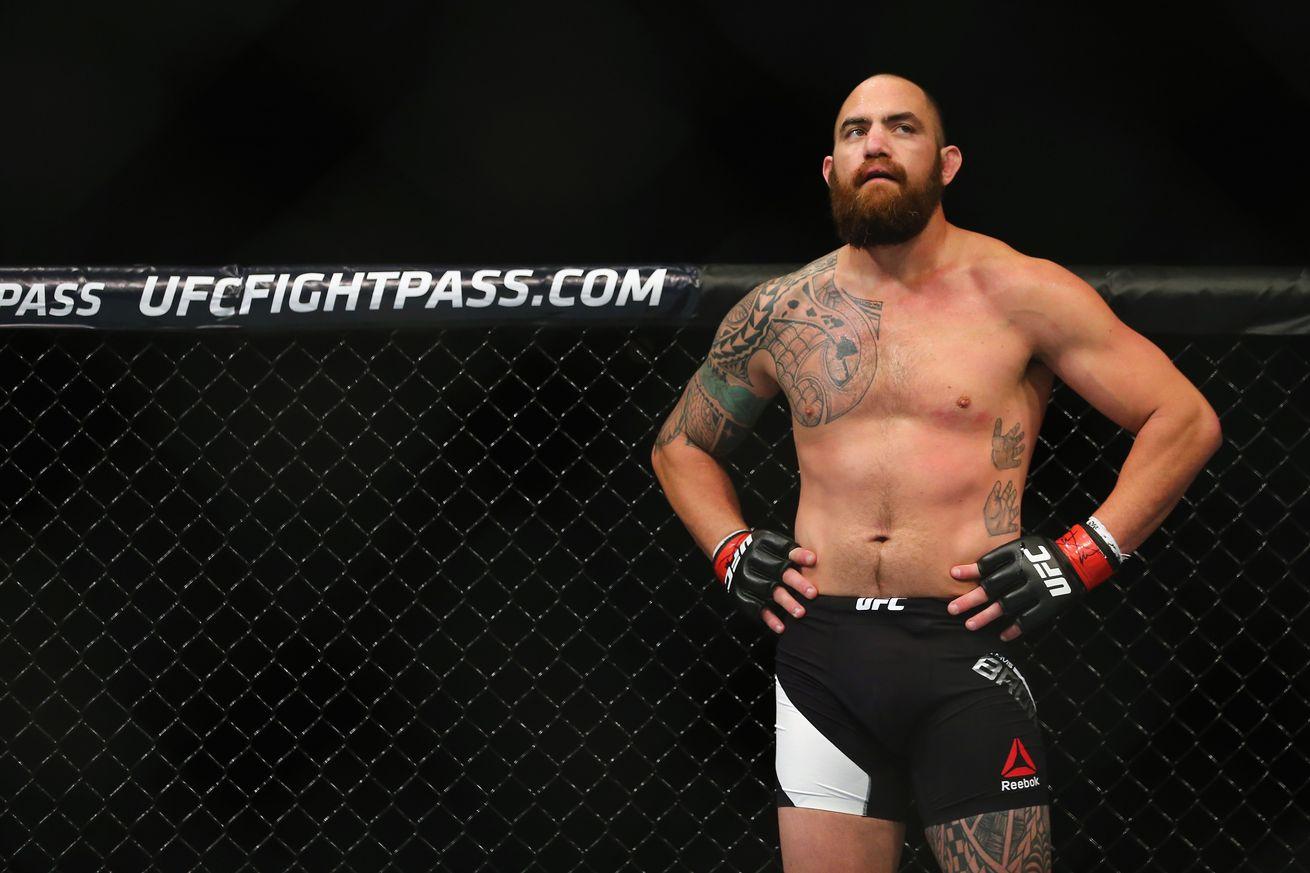 Travis Browne: Edmond Tarverdyan is still my coach, will corner me at UFC Halifax