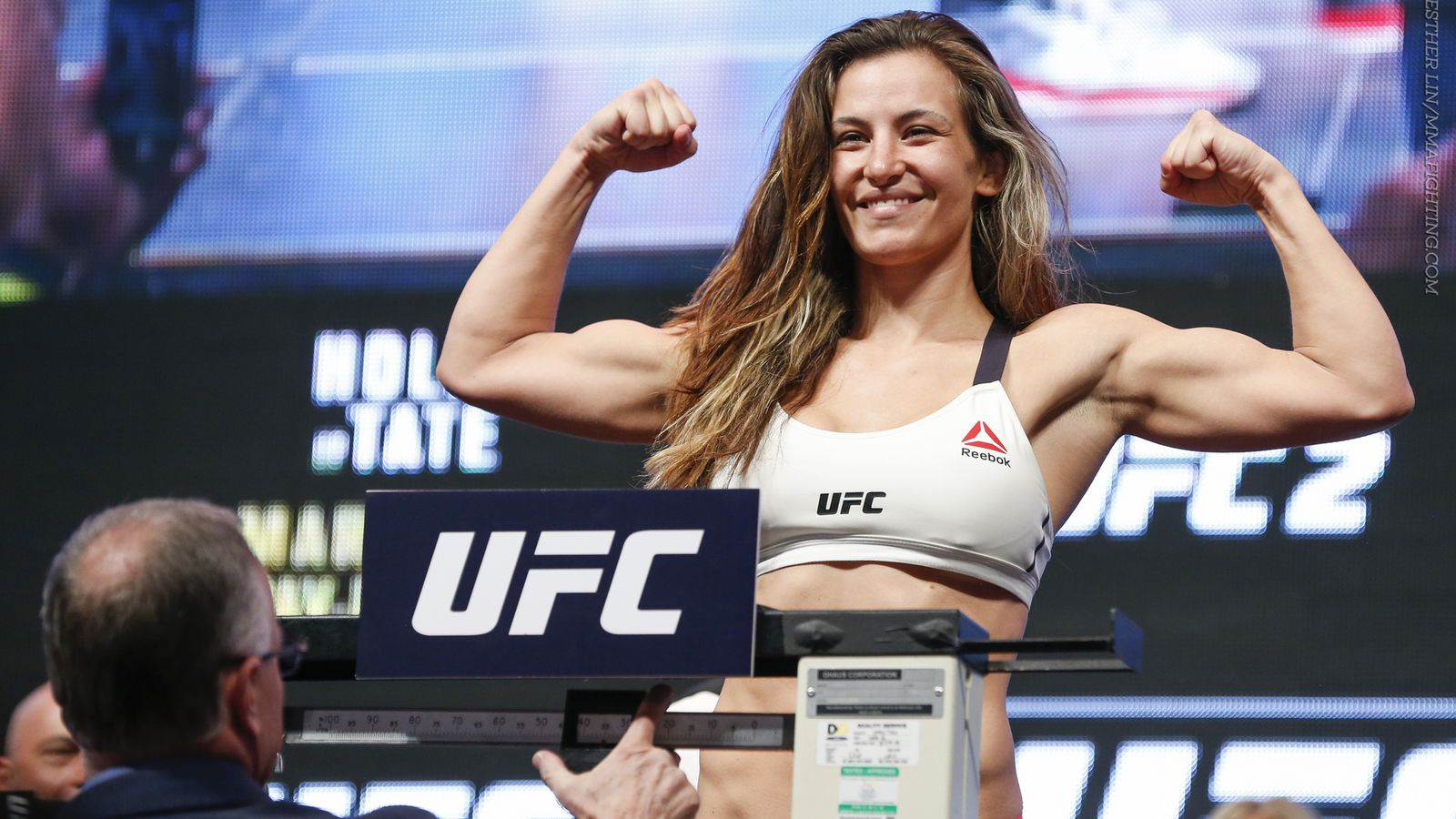 After UFC 200, Miesha Tate wants to take some time off ...