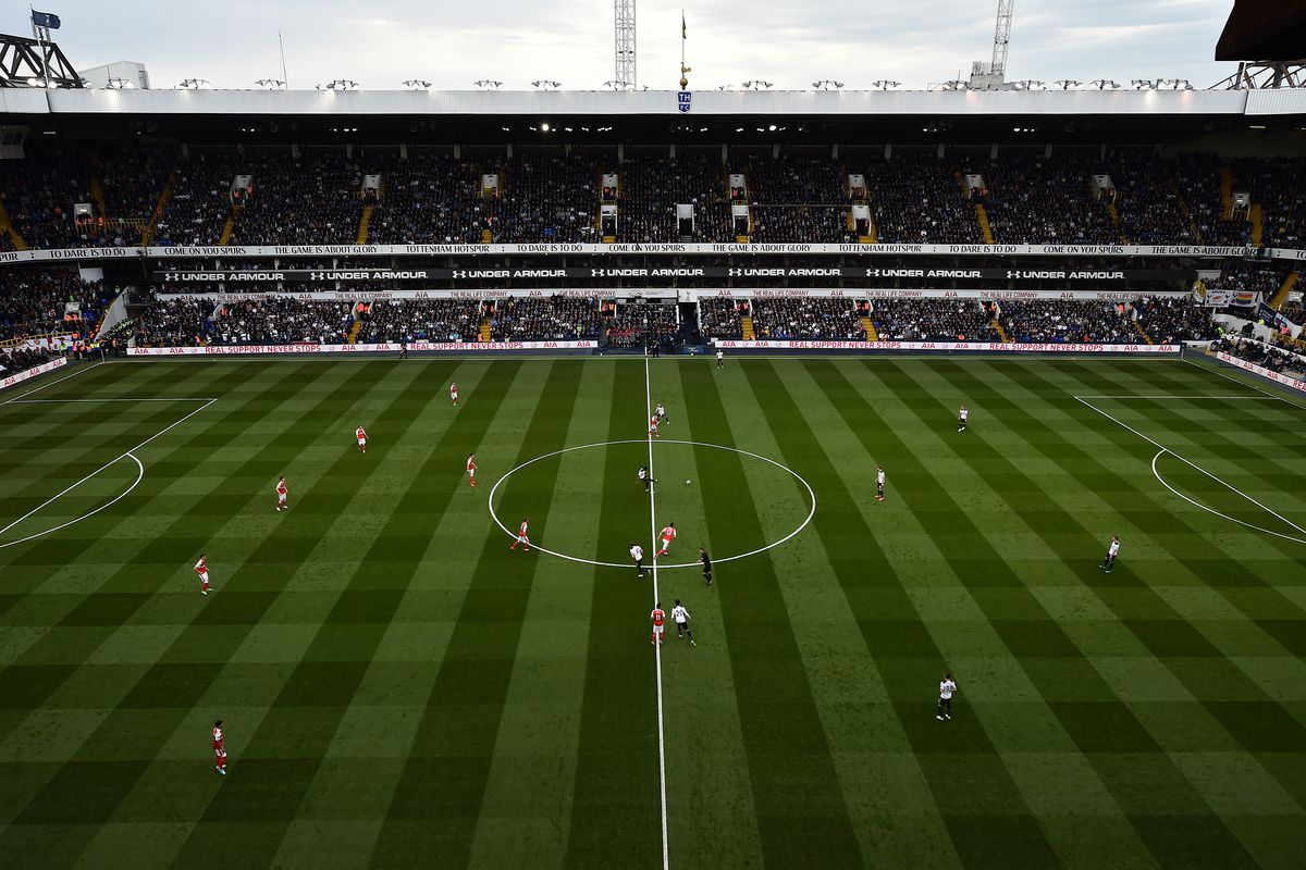 Spurs fans reminisce ahead of White Hart Lane curtain call