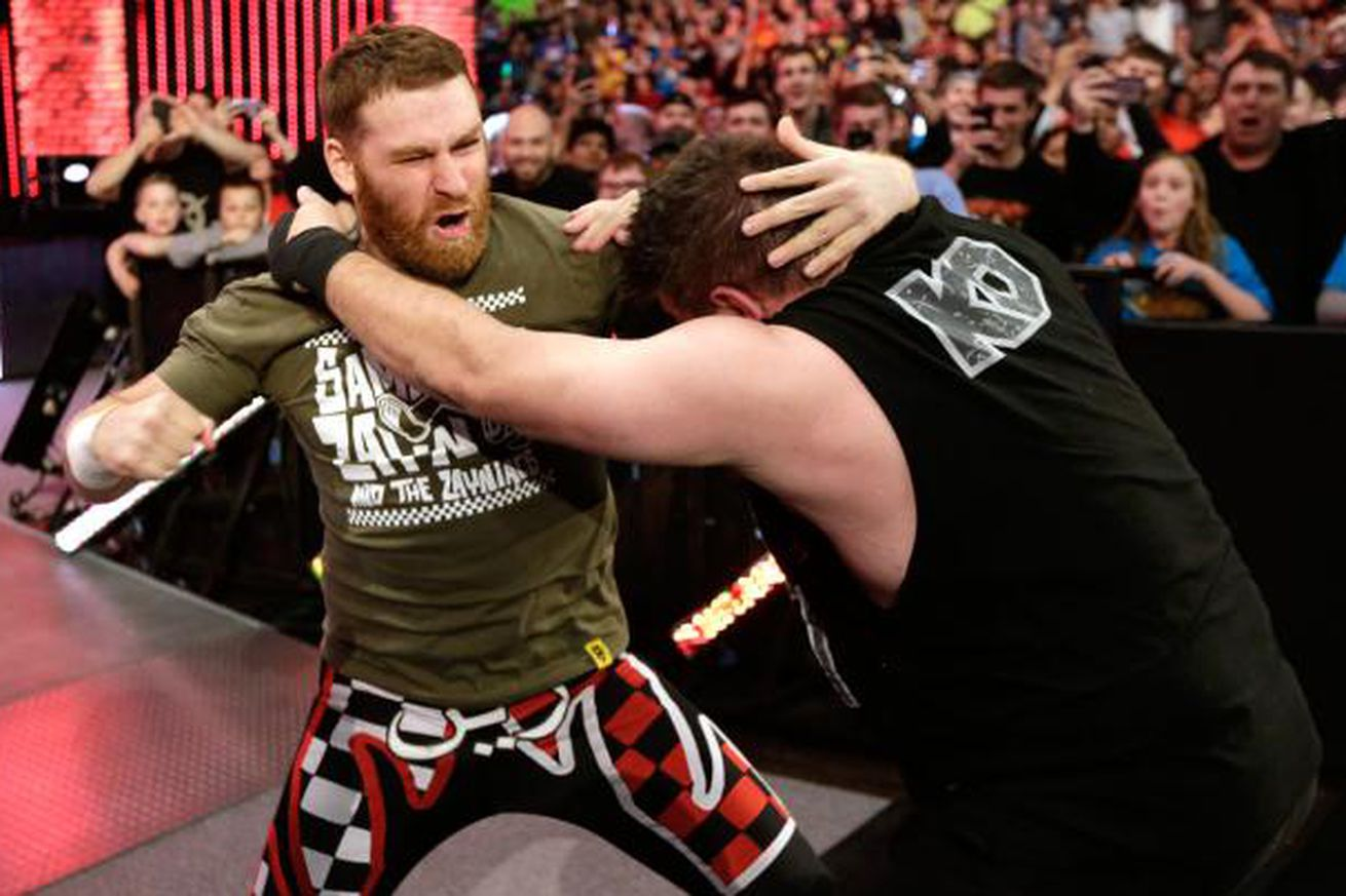 WWE: Former NXT Champion Sami Zayn re-debuts on Monday Night Raw