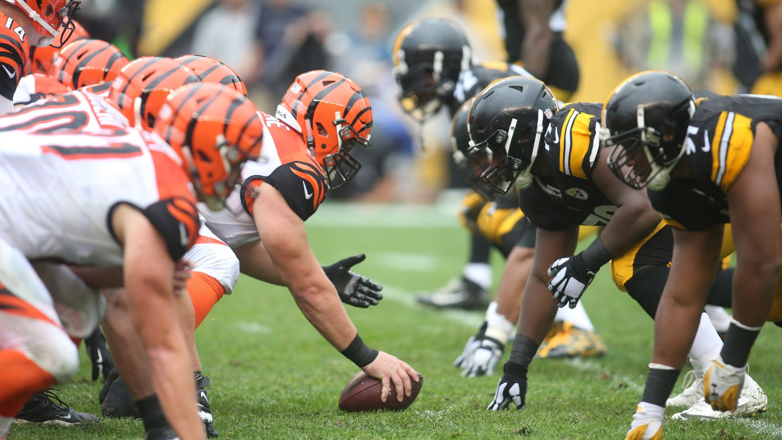 Pittsburgh Steelers cruise past the Cincinnati Bengals ...