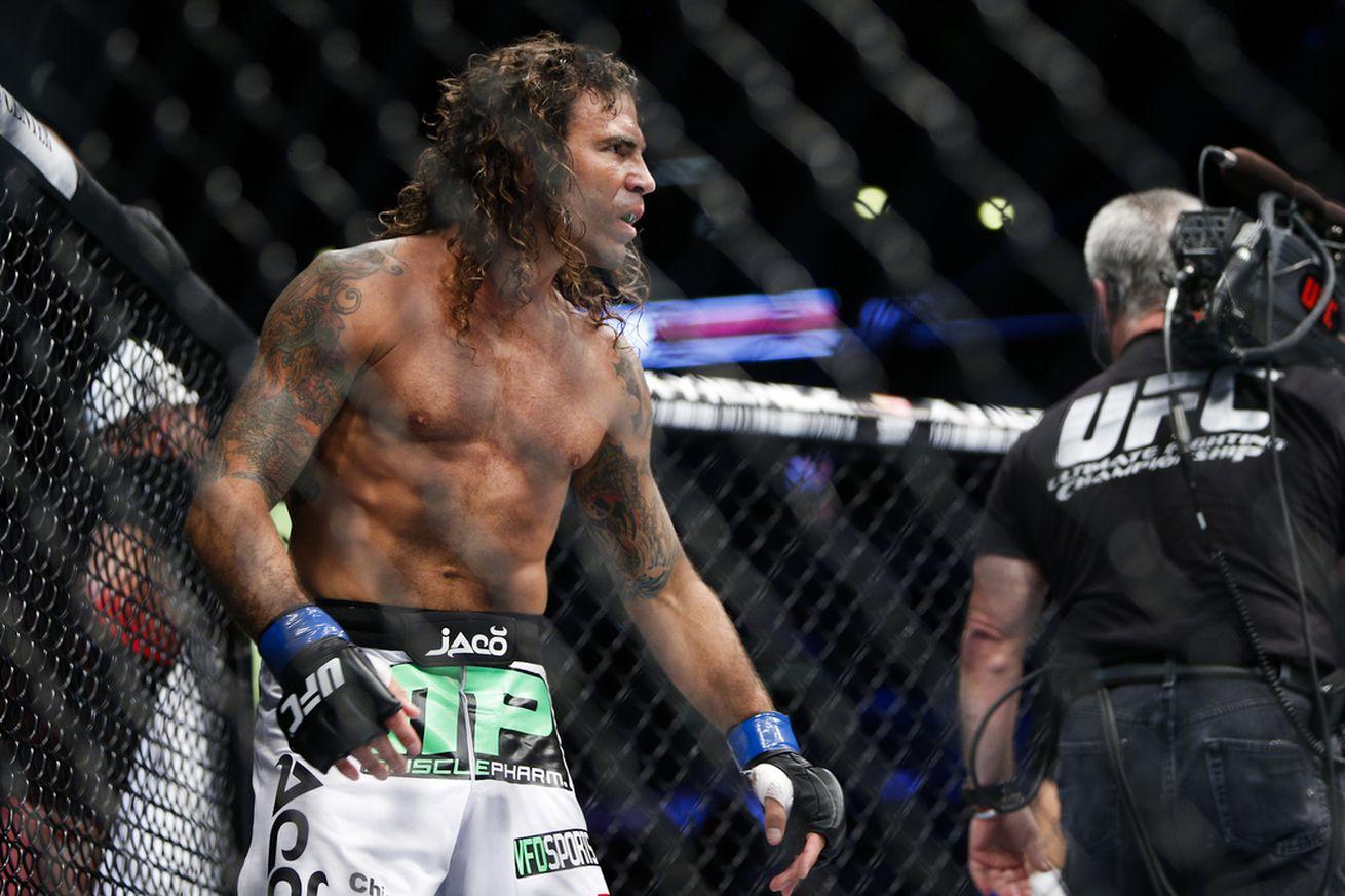 Clay Guida vs. Erik Koch added to UFC Fight Night 112 in Oklahoma City