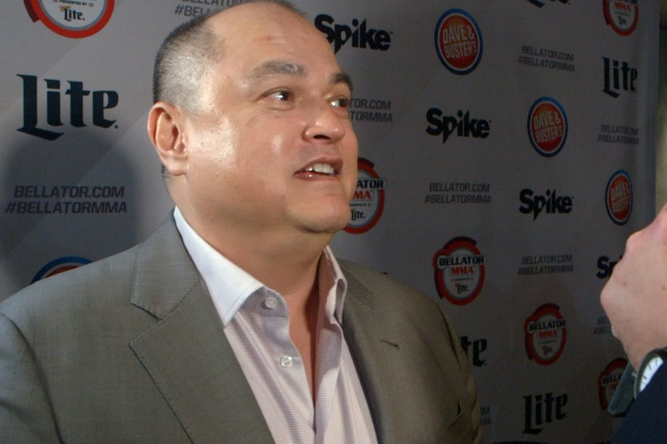 Scott Coker: Bellator will build to more PPVs 'when the time is right'