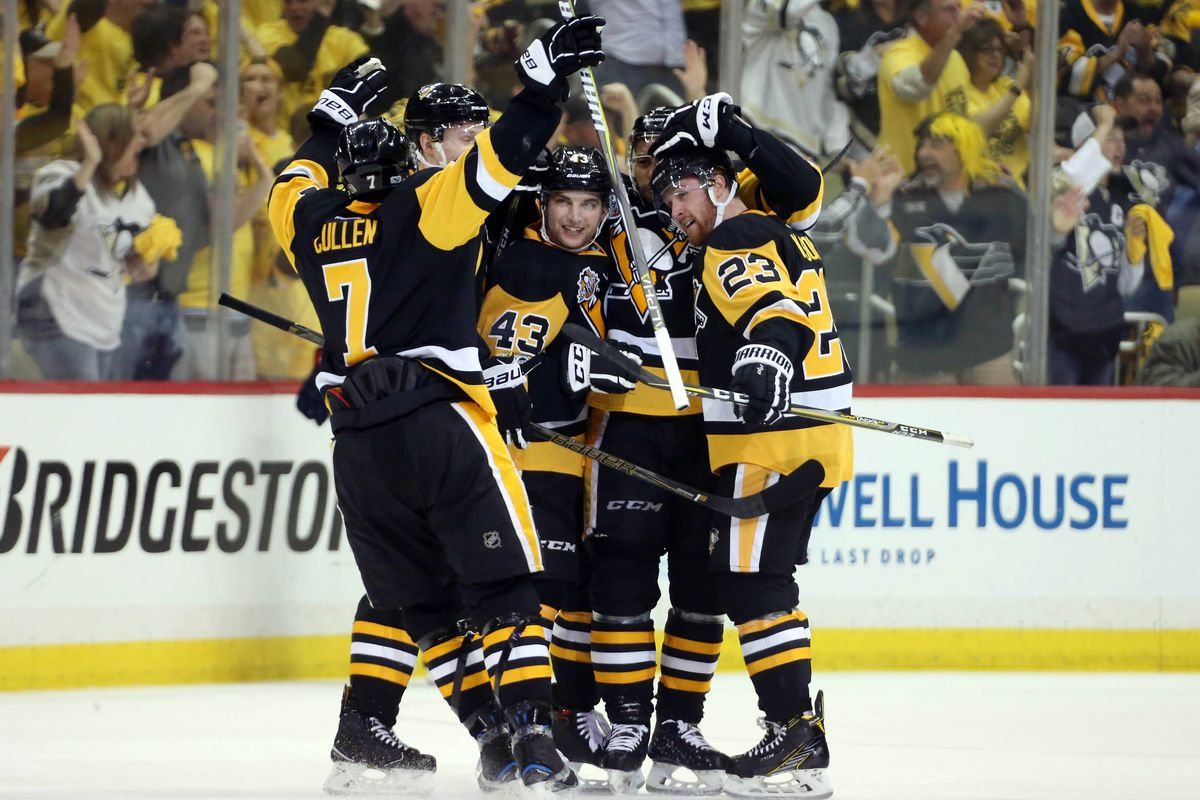 Crosby, Penguins edge Blue Jackets 4-1 for 2-0 series lead