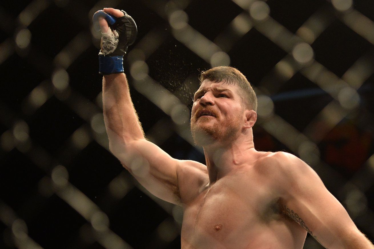 Michael Bisping addresses potential title challengers, calls Anderson Silva a dirty little cockroach