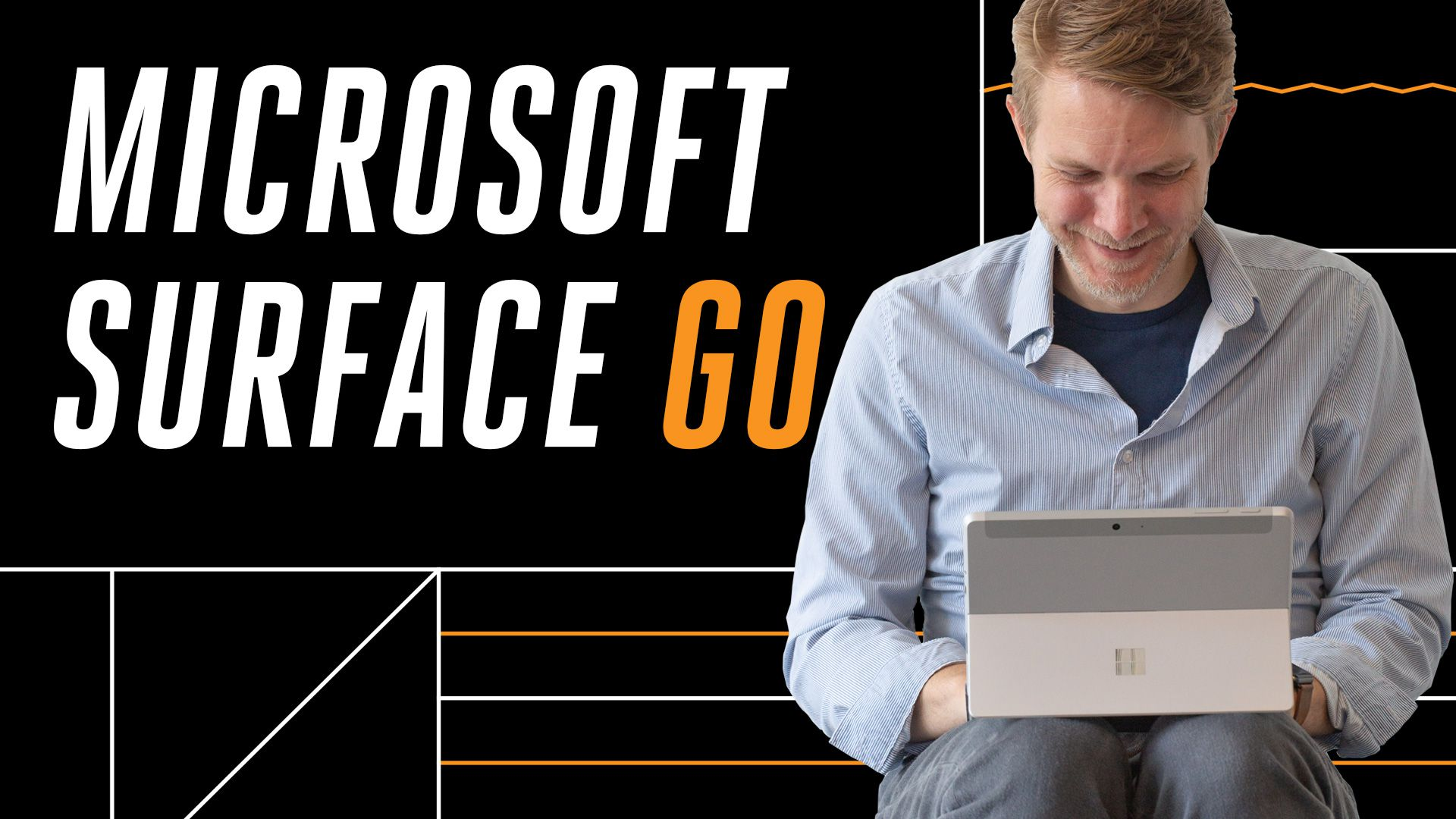 The tiny Microsoft Surface Go is available now, and it's an