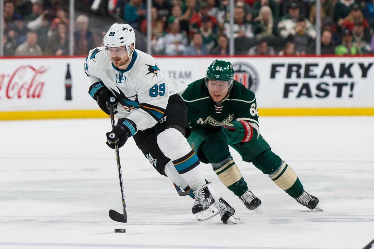 Wild end skid, outscore Sharks 3-2