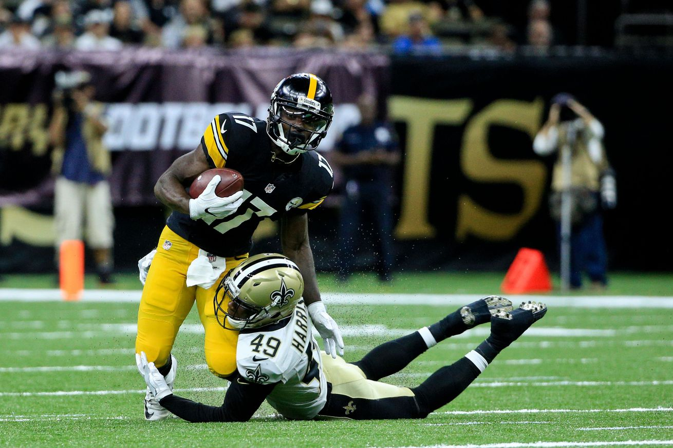 Steelers Film Room: Eli Rogers preparing for a big part in the ...