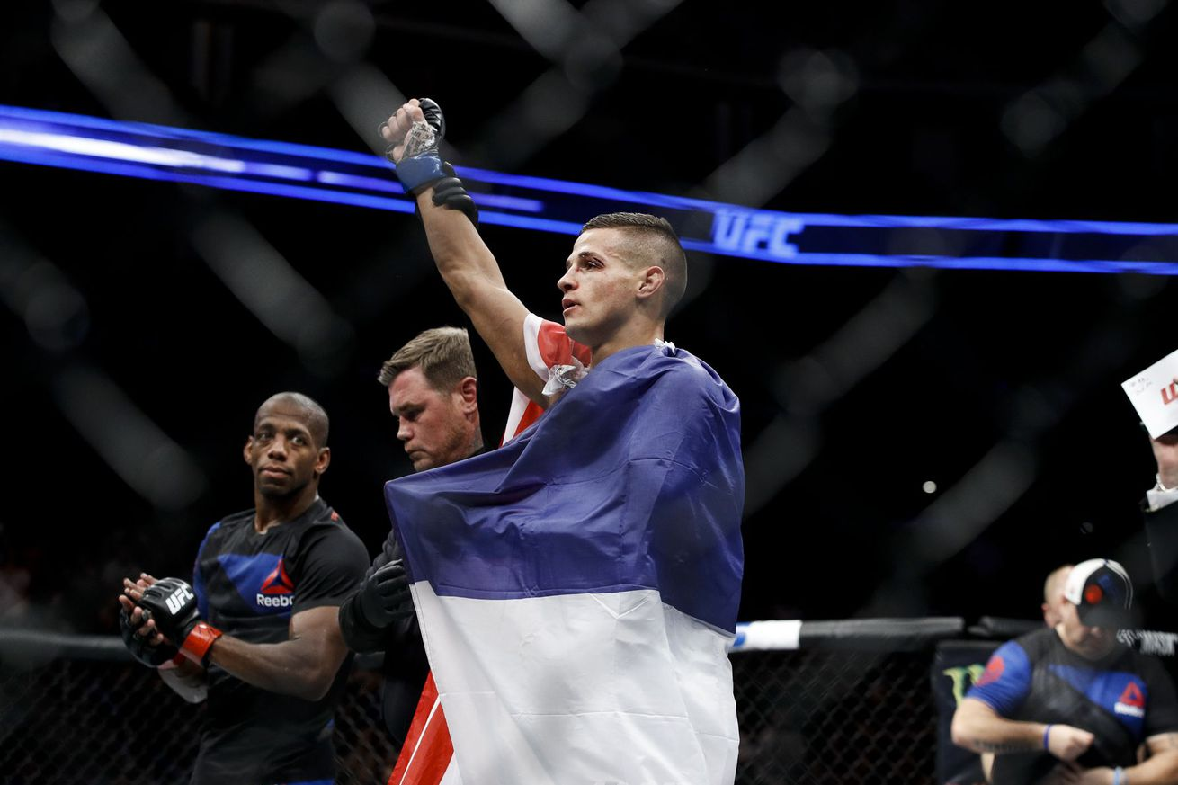 community news, Tom Duquesnoy says if France lifts MMA ban, he could fill up venue in Paris