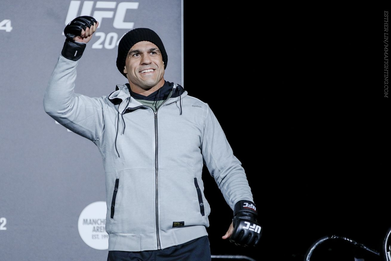 community news, Vitor Belfort argues why he's at his best moment despite losing skid