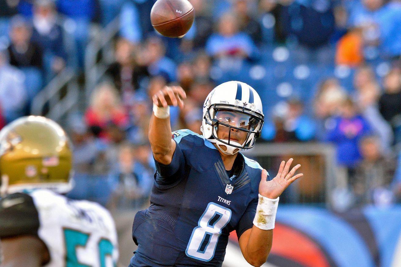 Thursday Night Football: Jacksonville Jaguars @ Tennessee Titans Live Thread & Game Information