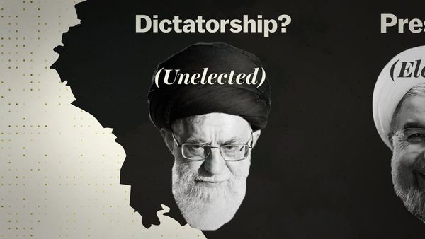 Iran's supreme leader.