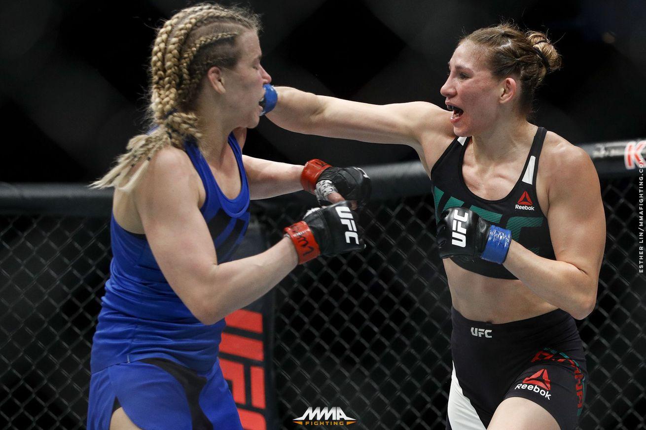 community news, Irene Aldana disagrees with scoring in Katlyn Chookaigan loss, eyes 'Rocky' comeback in next fight