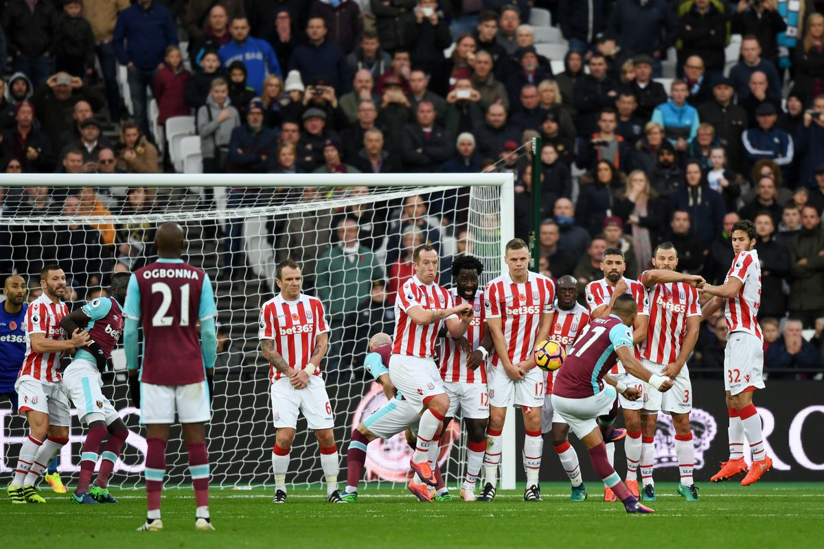 Mark Hughes: 'It was a hard  game for Stoke City'