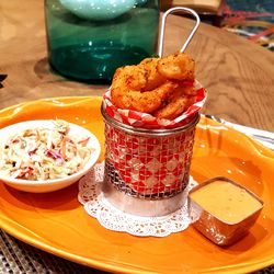 Firecracker shrimp at Copper Whisk