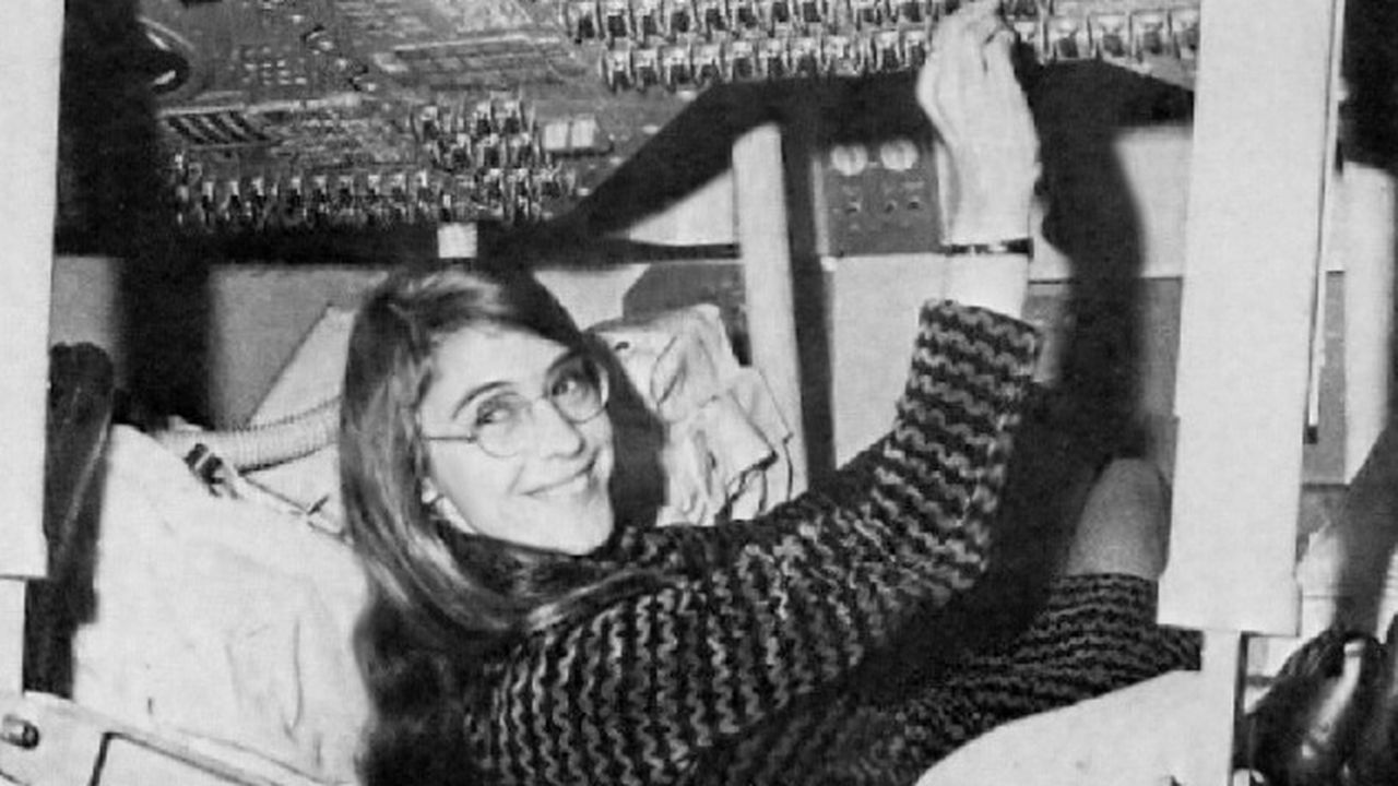Meet Margaret Hamilton, the badass '60s programmer who ...
