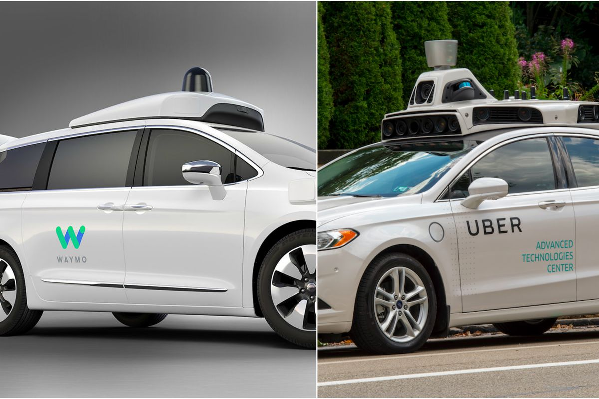 Uber Theft Of Self Driving Technology Goes Criminal