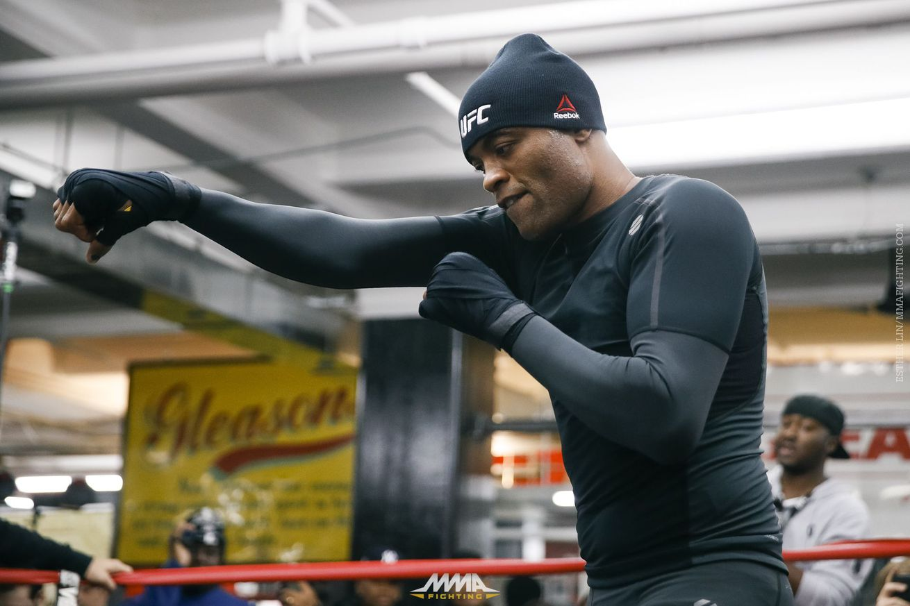 Anderson Silva still a larger than life figure in MMA