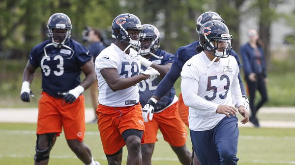 NFL preview 2018  Roquan Smith adds to an already-potent Bears defense 10262f444