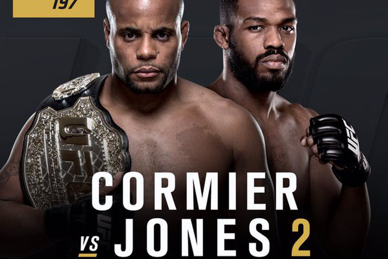 community news, UFC 197 tickets: Cormier vs Jones 2 seats for sale online at MGM Grand event on April 23