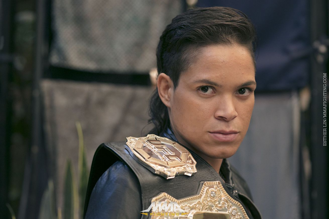 Amanda Nunes felt 'alone before fighting Ronda Rousey: They hurt me a lot